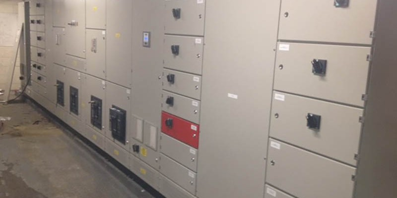 338 Euston Road Switchboard Replacement