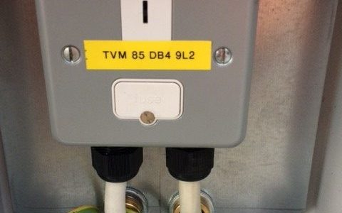 DLR TVM Upgrade works